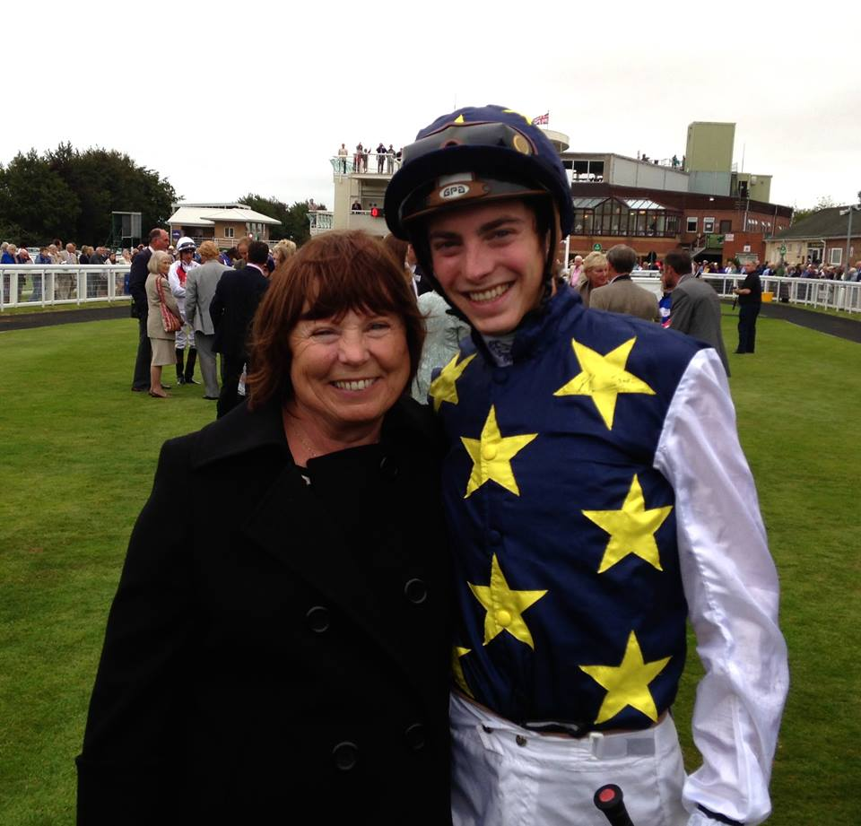 trish and jockey