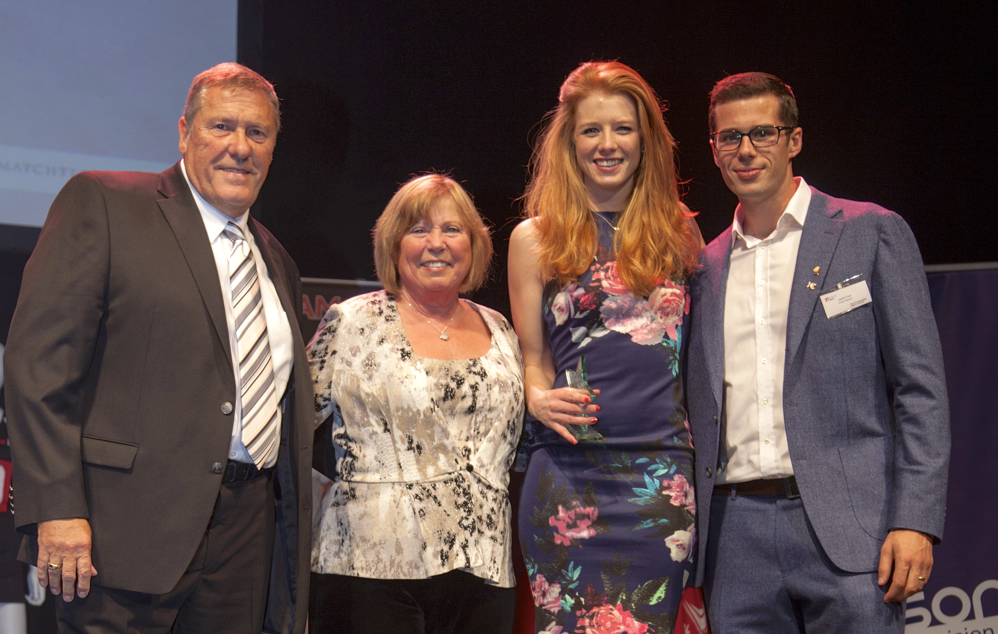 Lisa Wilson Scholarship Fund Female Contribution of the Year (1)