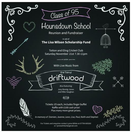 hounsdown poster